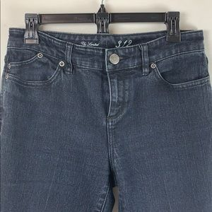 The limited 312 jeans dark blue size 8 boot cut